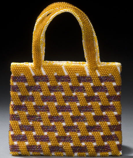 Tapestry Crochet Bag : Felted Tapestry Crochet Bag