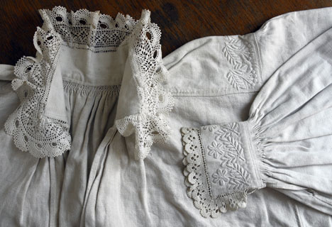 Blouse from Chociw, Rawski, Poland