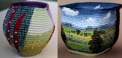 Caroline Routh Baskets