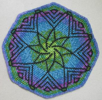 Tapestry Crochet by Esther Holsen
