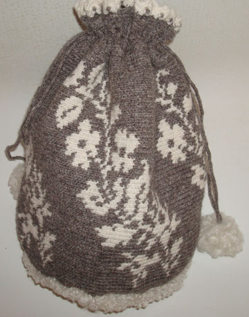 Eva's Crocheted Bag