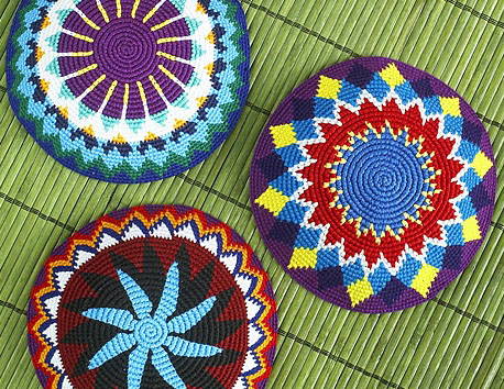 Guatemalan Kippot