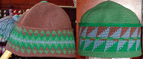 Joel's Second and Third Nassak Hats