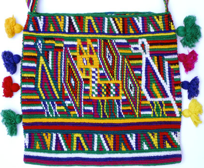 Bag from Nebaj, Guatemala