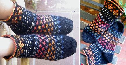 Danielle's Socks