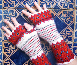 VASSA Fingerless Gloves